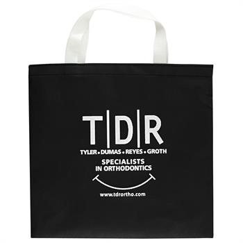 CT404GSM - 100GSM Non-Woven Flat Tote