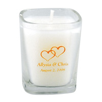 2.5oz Square Candle