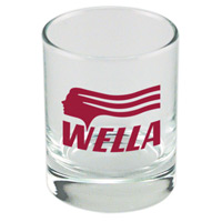 3oz Round Votive/Shot Glass