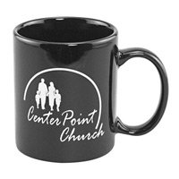 11oz Ceramic Mug - Colors
