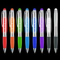 Silverado Stylus Light Up Pen