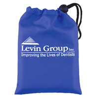 200 Denier Nylon Drawstring Golf/Accessory Bag