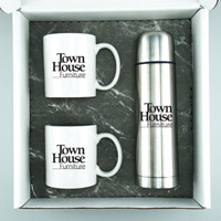 Thermos/Mugs Gift Set
