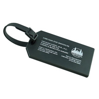Luggage Tag w/Clear Window