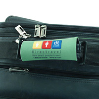 Luggage Handle Wrap - 4 Color Process