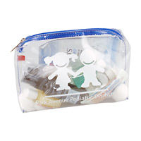 19ga. Clear Vinyl All Purpose Bag