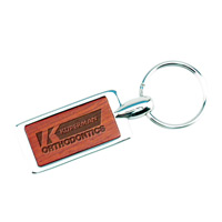 Rosewood Keychain
