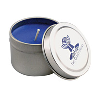 2oz Personal Candle Tin w/lid