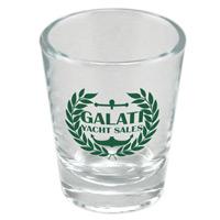 2oz Clear Shot Glasses