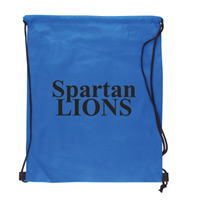 Non-Woven Sports Bag with Drawstring